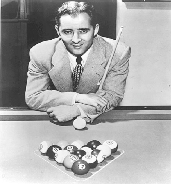 William Mosconi - 6 Year Billiard Pro-Extraordinary Child Prodigies
