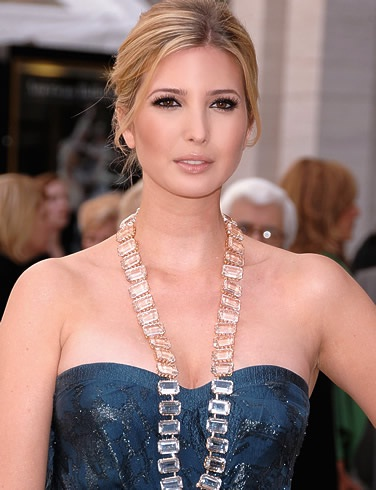 Ivanka Trump-Celebrities Who Are Also Heirs
