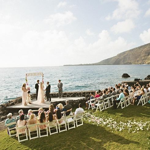 Kealakekua Bay, Big Island-24 Most Beautiful Wedding Locations In Hawaii