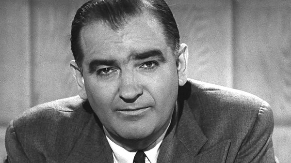Joseph McCarthy-Celebrities Who Were Killed By Alcohol
