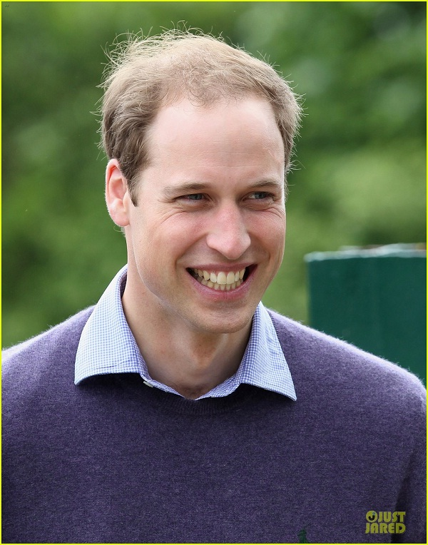 Prince William-Celebrities Who Are Real Life Heroes