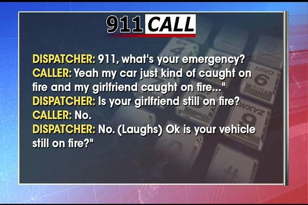 Wow!-Craziest 911 Calls