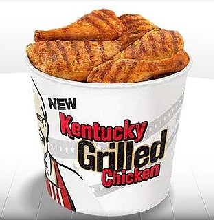 KFC Grilled Chicken Breast-Healthy Fast Food Items You Can Opt For