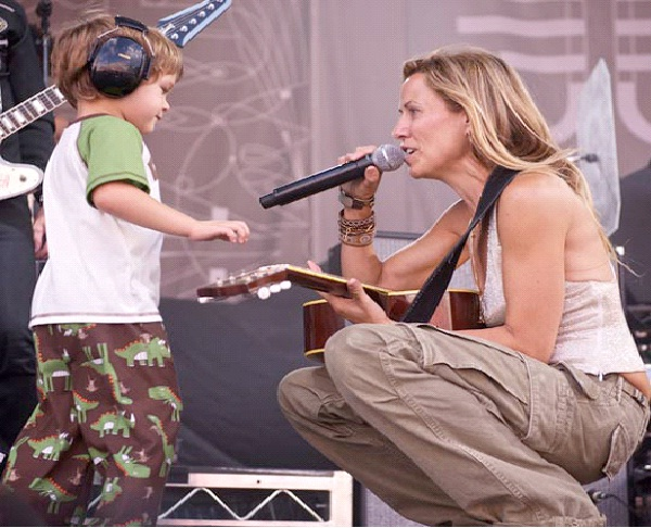 Sheryl Crow-Celebrities Who Have Adopted Babies