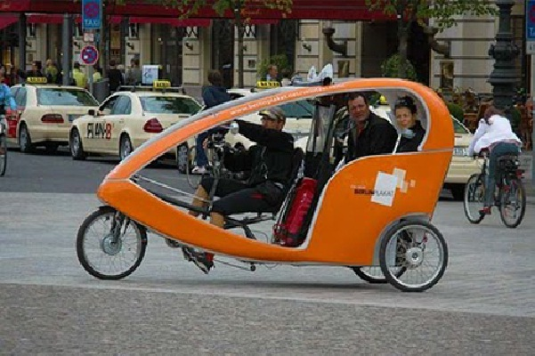 German Technology?-Most Awesome Taxis