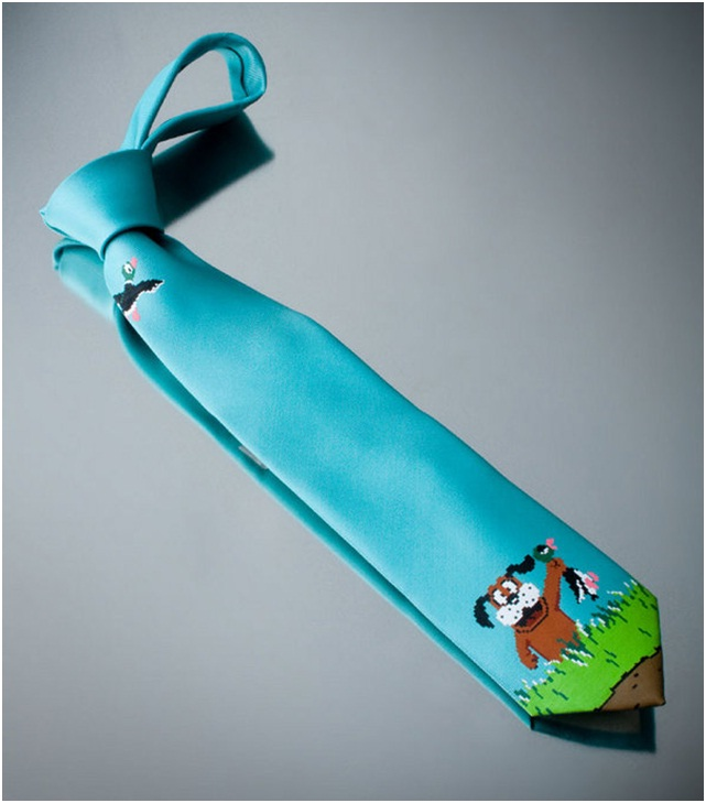 Duck Hunt!-Geekiest Ties