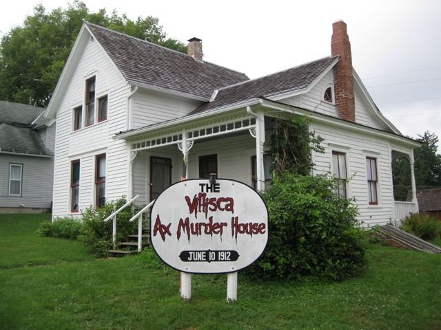 Villisca Axe Murder House, Villisca, IA-Most Haunted Places In USA