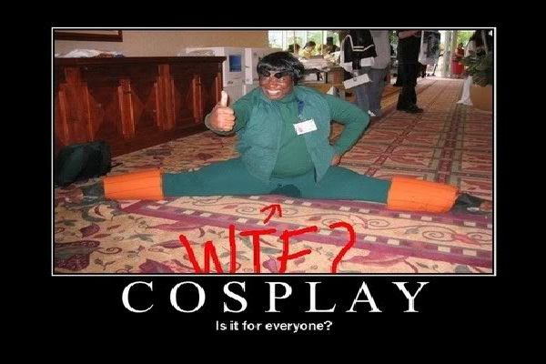 Too Graphic-Worst Cosplay Fails