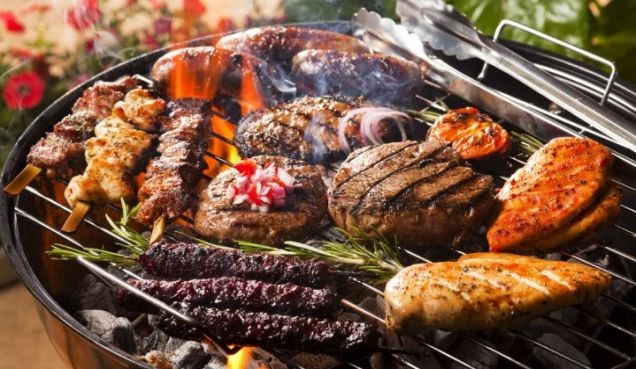 Barbecue-Most Loved Foods In The World