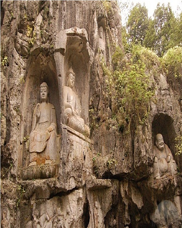 Shanghai-Amazing Mountain Carvings