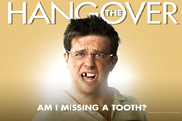 The Hangover-Most Illogical Movie Endings