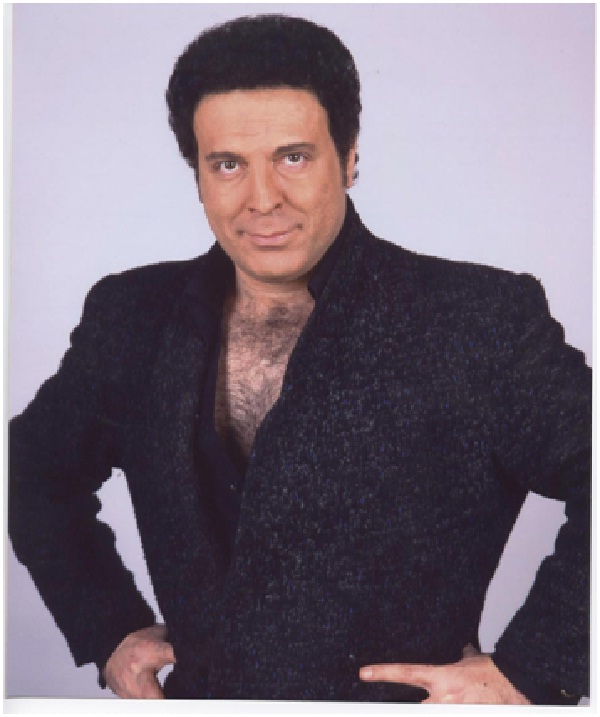 Tom Jones' Chest Hair-Celebrity Body Parts Insured For Millions