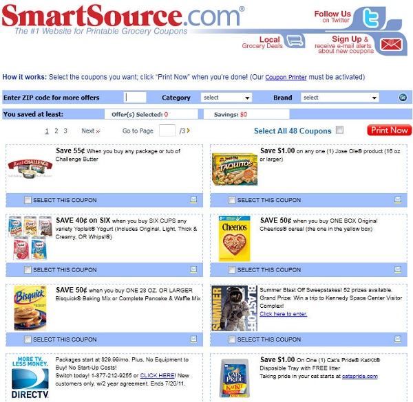 Smart Source-Best Coupon Websites