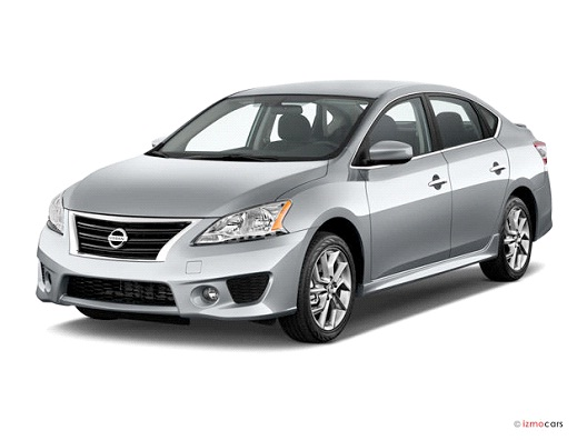 Nissan Sentra-America's Most Stolen Cars