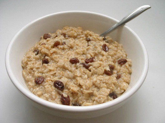 Oatmeal-Best High Fiber Foods