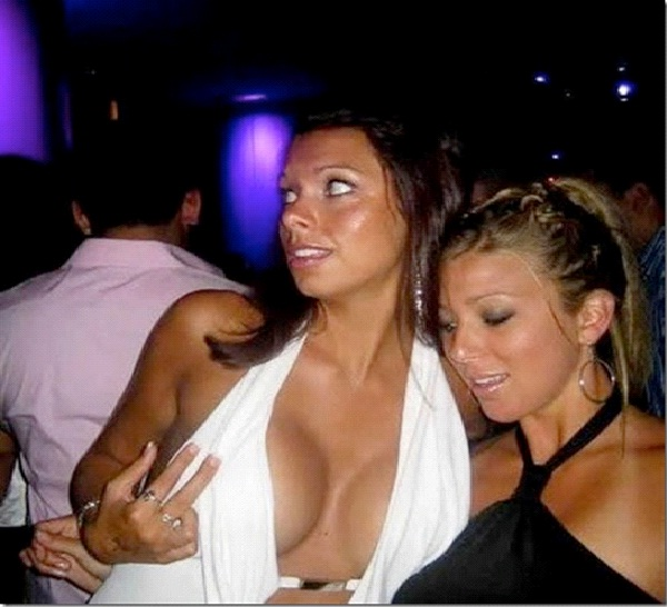 Boob Envy-12 Hilarious Caught Staring Pictures Ever