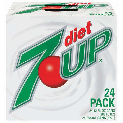 Diet 7-Up-Best Diet Soda Brands
