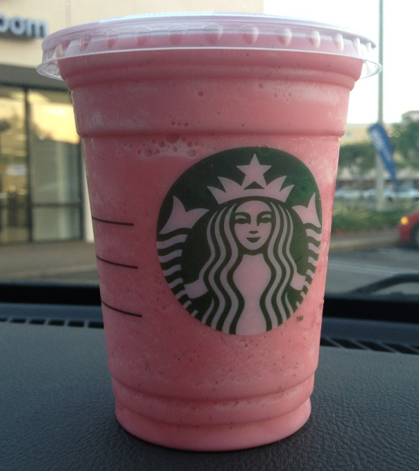 Red Tux Mocha-Starbucks Secret Menu Items You Didn't Know