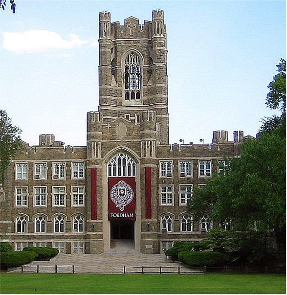 Fordham College-Most Expensive Colleges
