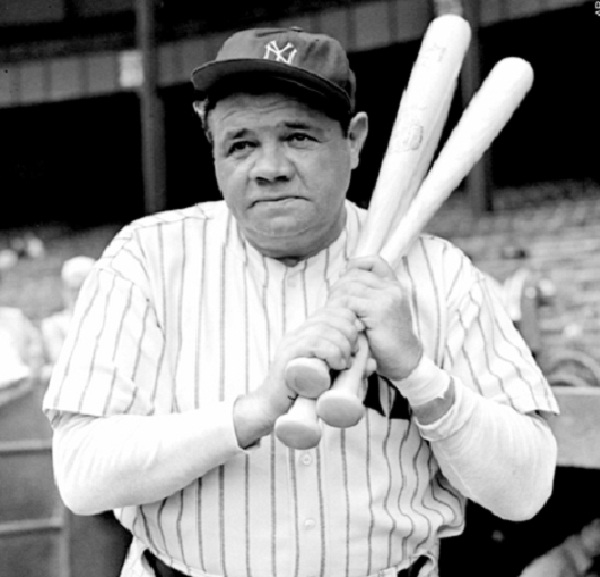Dumb Idea To Switch Pitching Hand Of Babe Ruth-Predictions About The Future That Failed