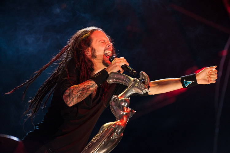 Jonathan Davies, Korn-Work Musicians Did Before They Made It Big