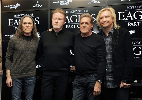 Eagles-Best Selling Music Artists Worldwide