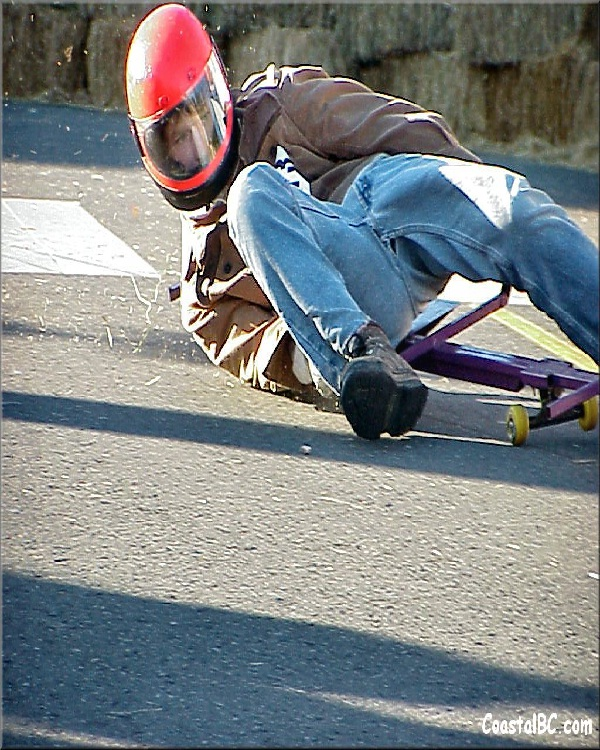Street luge-Most Dangerous Sports In The World