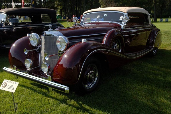 1939 770K Grosser-Best Mercedes Ever