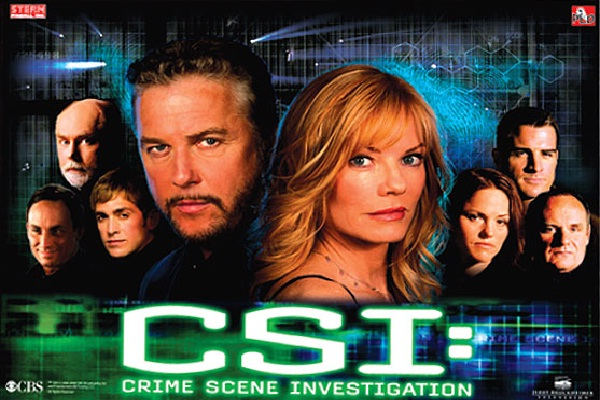 Body Found On The Set Of CSI-Strange Places Where Dead Bodies Have Been Found