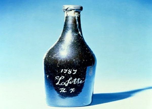 1787 Chateau Lafite - $160,000-Most Expensive Things In The World