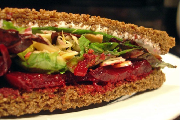 The Healthy Sandwich-Unhealthy Foods That Seem Healthy