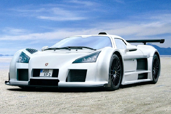 Gumpert Apollo-Fastest Cars In The World
