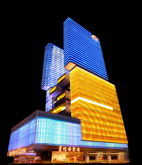 Starworld-Largest Casinos In The World