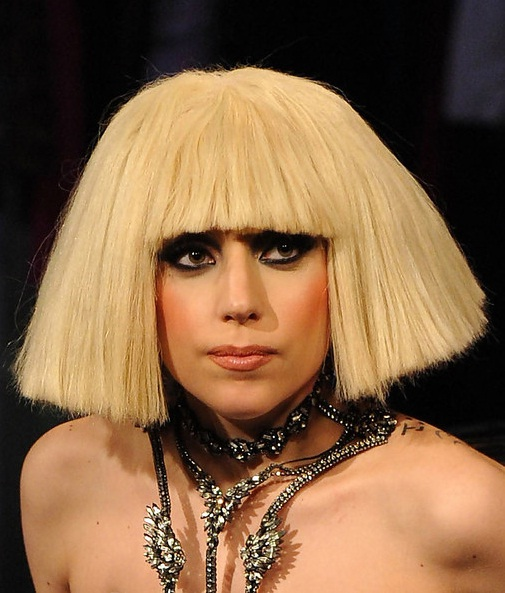 A Lot Of Hair-Lady Gaga Hairstyles