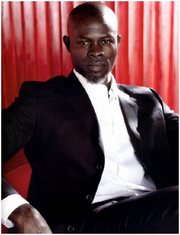 Djimon Hounsou-Celebrities Who Were Once Homeless
