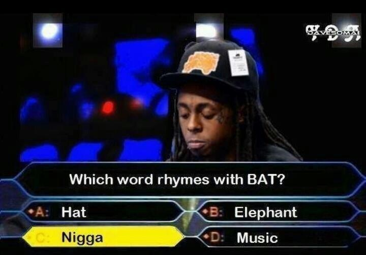 Learn More Words-Worst Rap Logic