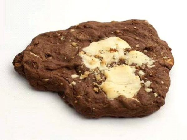 Chocolate Nougat - Le Pain Quotidien, Brussels-Best Cookies In The World