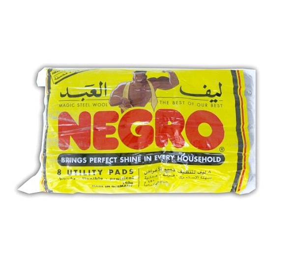 Negro Steel Wool-Most Inappropriate Product Names