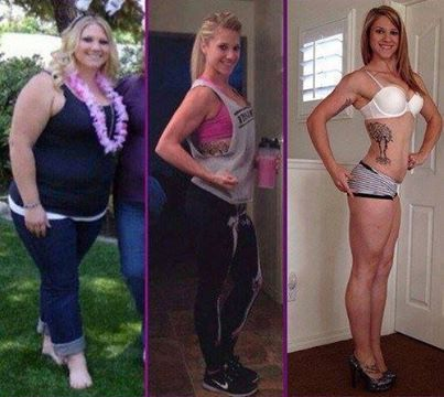 Complete Change-Best Body And Makeup Transformations