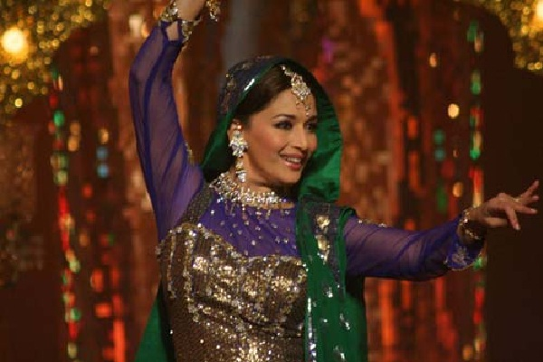 Madhuri Dixit-Best Dancers Around The World