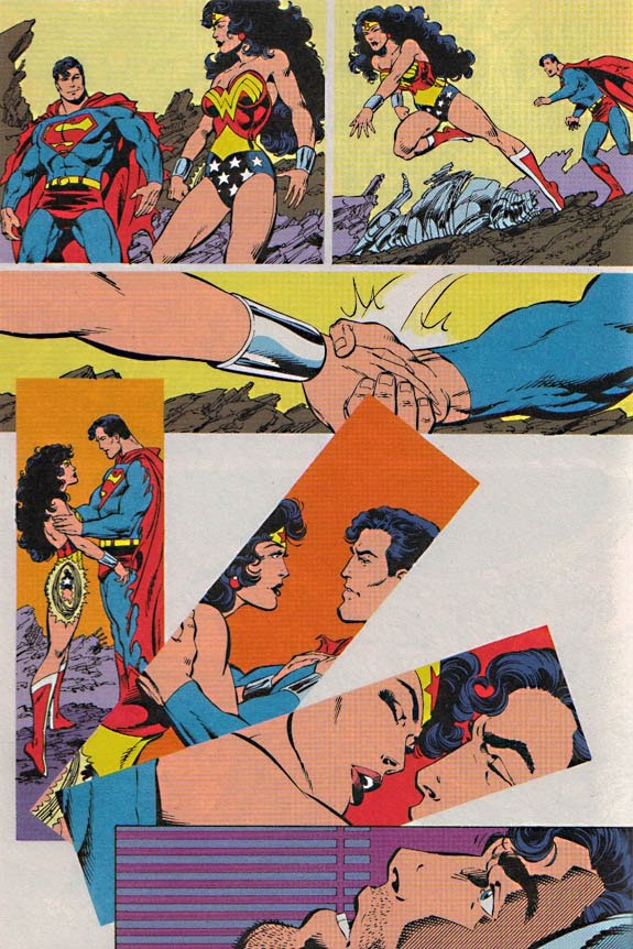 Even Superman Is At It-Most Awkward Dreams