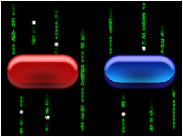 The blue pill or the red pill?-Funny Things People Say To Siri