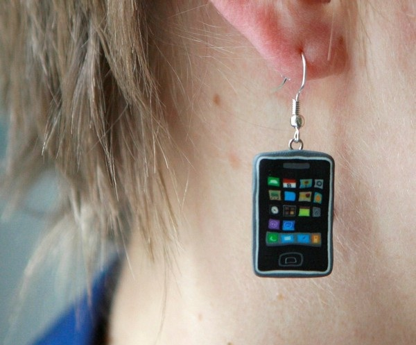 Do You Get A Signal?-Weirdest Earrings Ever