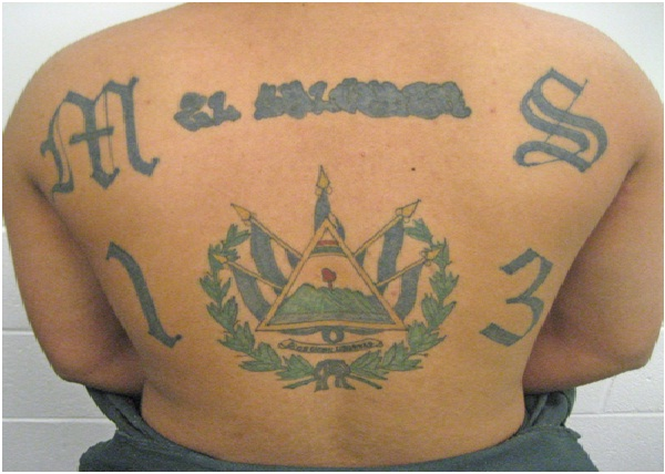MS 13 Tattoo-Prison Tattoos And Their Meanings