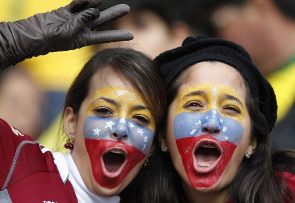 Venezuela-The Best Countries To Hook Up With A Girl
