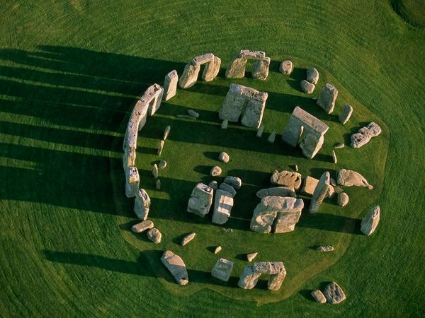 Stonehenge-Most Sacred Places In The World