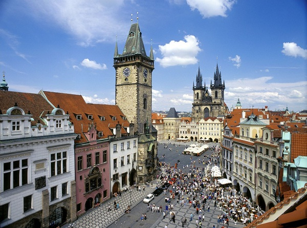 Prague-Most Beautiful Cities In The World