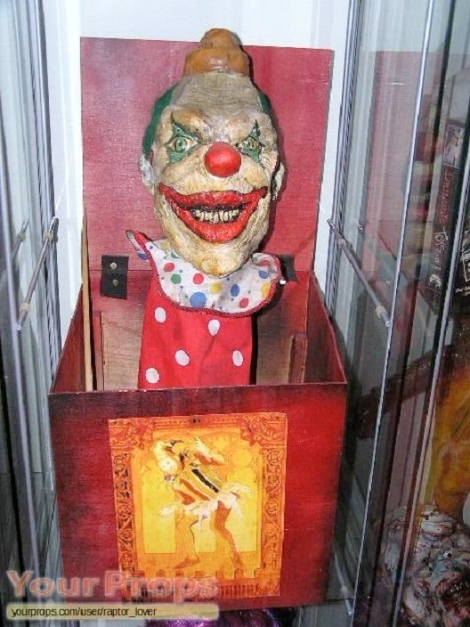Jack In The Box - Demonic Toys-Most Scary Demon Toys In Movies