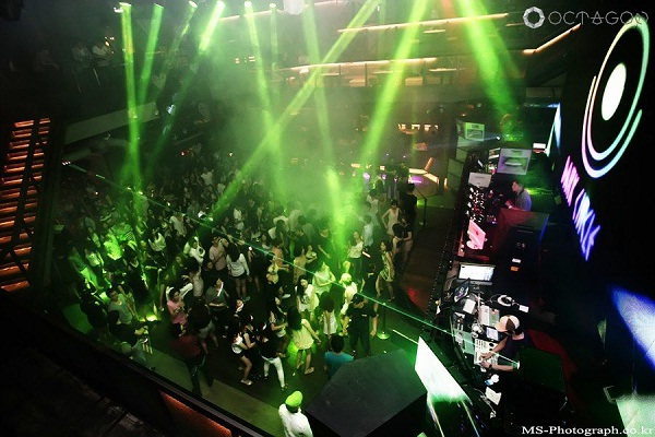 Octagon-Hottest Nightclubs Around The World