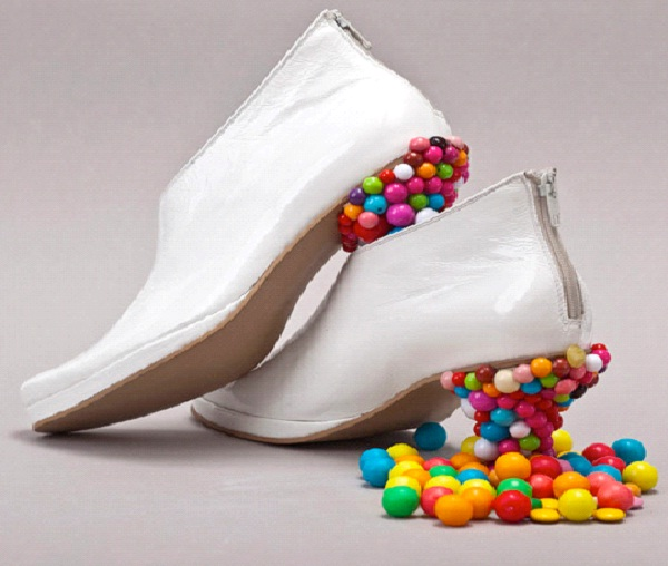 Candy Shoe-Weirdest Shoes